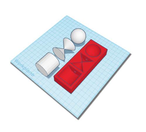 Model from Tinkercad. Available [url=https://www.tinkercad.com/things/e2V2f1HcnKB]here[/url].