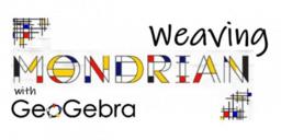 Parent-student Weaving Mondrian Workshop V1