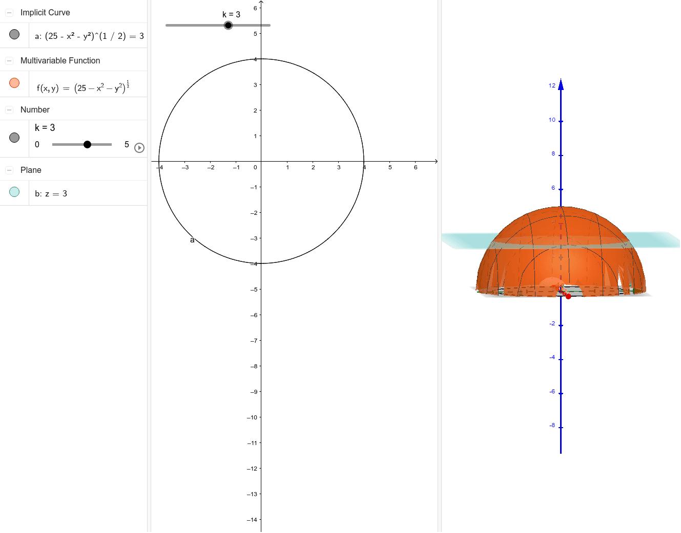calculo vectorial: curvas de nivel Presiona Intro para comenzar la actividad