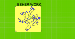 Escher art with Geogebra