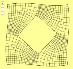 Escher Conformal Grid