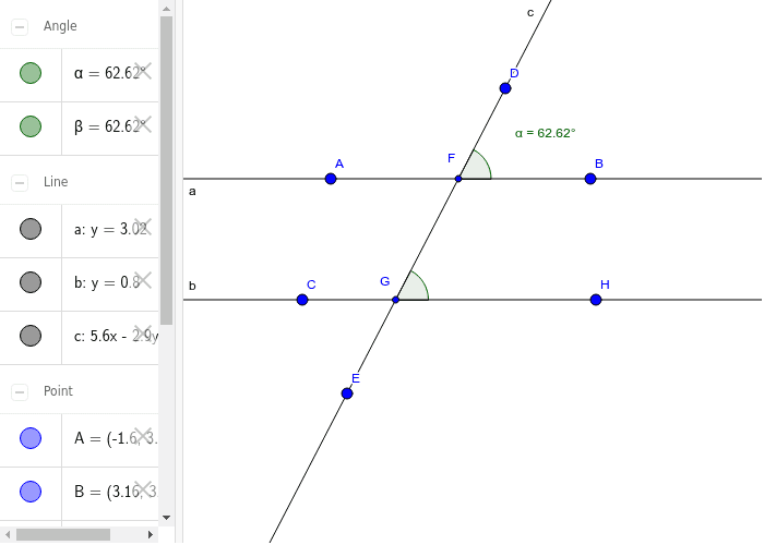 Angles (Geometry) Press Enter to start activity