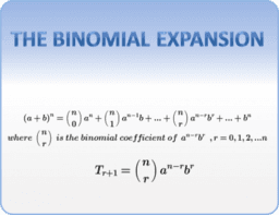 IB-The binomial expansion