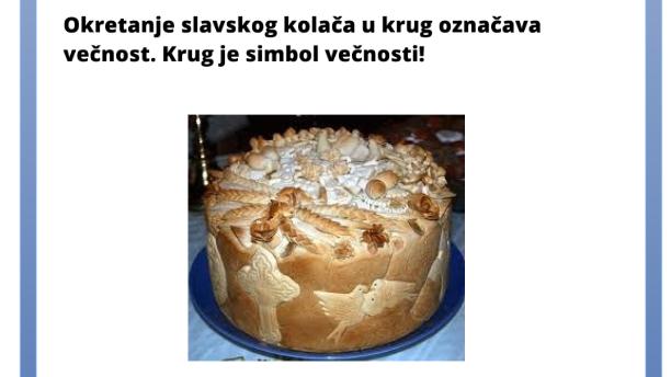 Slavki kolač