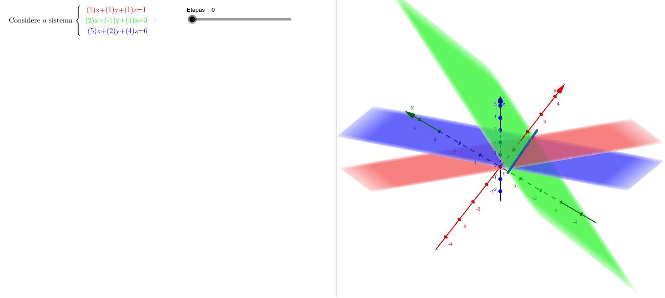 Exemplo 4-(movimente o seletor etapas) Press Enter to start activity